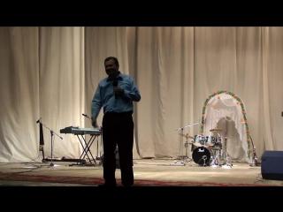 Слово Пастыря. 20.05.2012г.Петрозаводская церковь Новая Жизнь