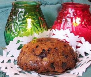 Английский рождественский пудинг (Christmas pudding / Plum pudding) YCcDFegI9k8