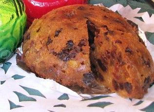 Английский рождественский пудинг (Christmas pudding / Plum pudding) Y6zxOM8-fU8