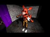 [FNAF] - Фокси играет на срипке