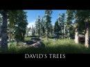 TES V Skyrim Mods David's Trees