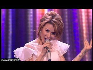 Луина. Гость проекта. Финал. X Factor Казахстан. 8 концерт. Эпизод 17. Сезон 6.