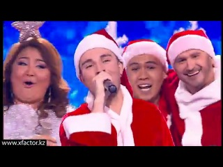 Intro. Финал. Все участники. X Factor Казахстан. 8 концерт. Эпизод 17. Сезон 6.