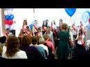 Последний звонок 11а школа 10 г. Пермь 2016