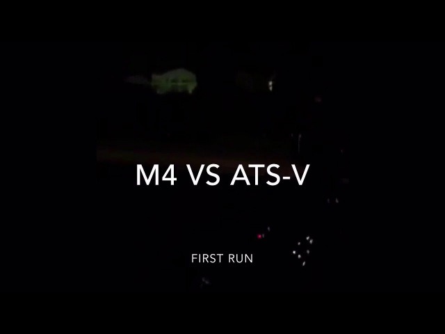 BMW M4 vs Cadillac ATS-V