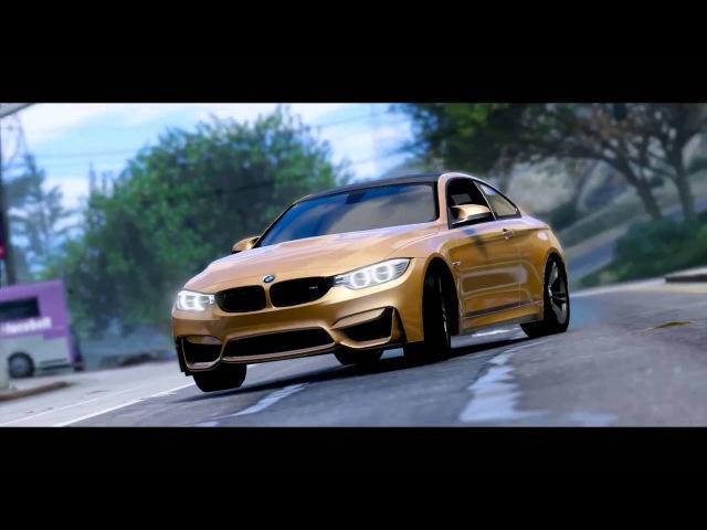 GTA 5 Мод на очень красивую графику!