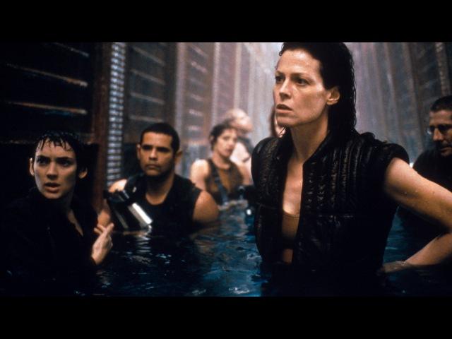 Русский трейлер фильма «Чужой 4: Воскрешение» (1997) Сигурни Уивер, Вайнона Райдер HD