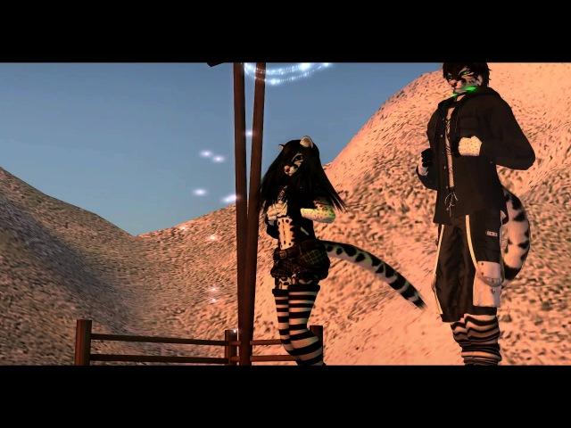 Second Life - Furry [Dance] [Hillz]