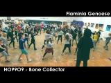 HO99O9 - Bone Collector I Flaminia Genoese 2016 Italy Top Dance Weekend