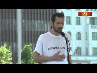 Első lépés az alkotmányos magyar állam felé! Máté Tamás 4 1