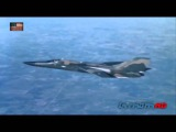 USAF F-111 Aardvark - supersonic, medium-range and tactical attack aircraft