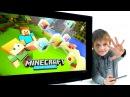 ТОП 5 - ЛОВУШКИ Minecarft.  Обзор игр от Егора. Видео как сделать в майнкрафте. Видео для начинающих