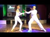 Carlos and Fernanda Da Silva performing at Prague Zouk Congress 2016 ~ video by Zouk Soul