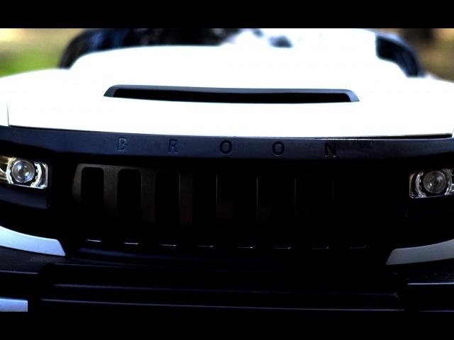 Детский автомобиль Henes Broon T870 Тест Драйв H Auto
