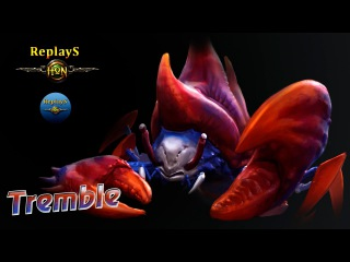#Heroes of #Newerth - #Tremble - WiliamGray`X 1730 #MMR
