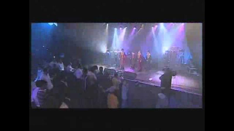 קינדרלעך - מזרחית Kinderlach - Mizrahit -Live