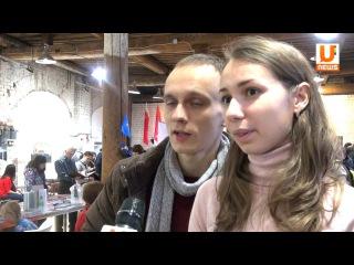 U News. В Казани завершился Зимний книжный фестиваль.