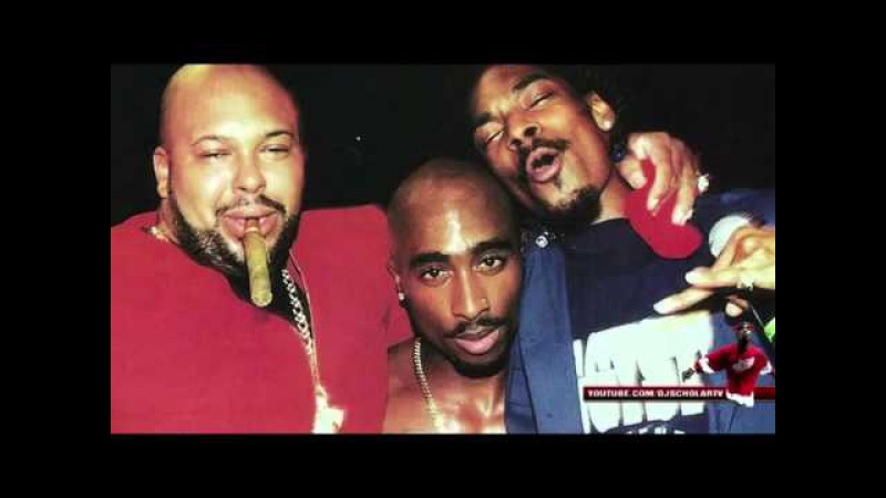 2pac - Killafornia (New York Diss) Remix ft.The Game
