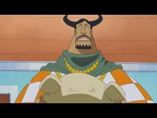[ Ван Пис ] One Piece - 244 серия [Shachiburi]