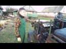 Печальный хохол Газогенератор.Трактор на дровах. Wood Gas Tractor!
