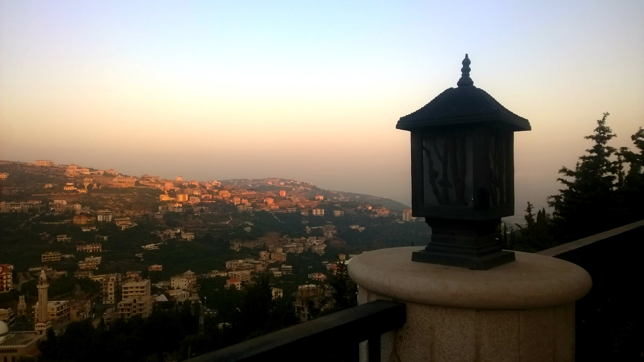 Ливанская свадьба, Бахаон (Северный Ливан) (лето 2016)