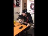 Noize MC в студии Maximum 102.8 fm (16.12.15 Periscope)