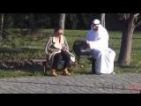 Прикол дня_ Араб и сумка) И смех и грех