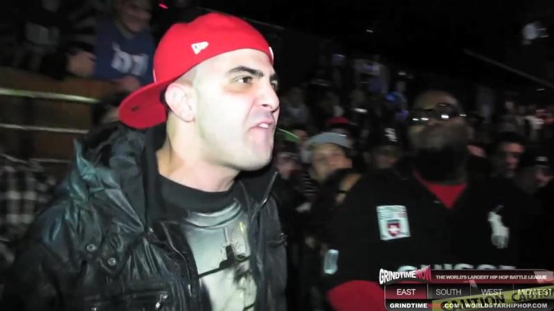 GTN Rap Battle׃ Swave Sevah vs Dizaster (co-host Cormega)