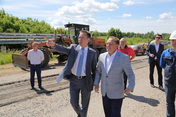На ремонт дорог в районе БСИ «Нижнекамскнефтехим» выделил 120 млн рублей