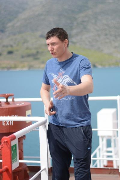 Сергей Дубецкий
