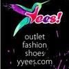 Магазин молодежной обуви YYEES.COM