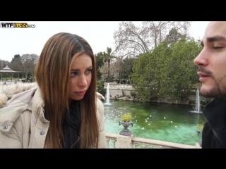PublicPickUps - Ally Jones -Студентка МГИМО в Порно (aka Ally Breelsen)