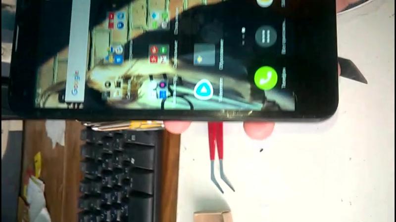 Замена Модуля телефон Fly IQ4514