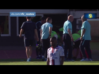 Экс-игрок: Павел Могилевец - столкновение с вратарем, травма (ФК Зенит)