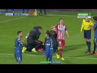 Хетафе 0-1 Атлетико Мадрид