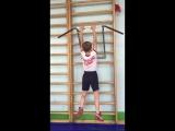 90 подтягиваний Урпин Петр клуб спортивной борьбы