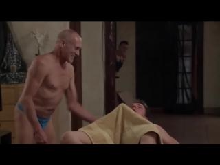 Дед гей массажист. Скрытая камера