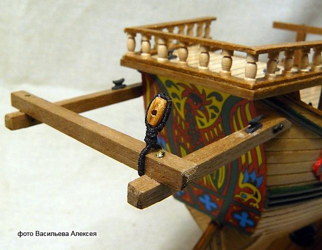 Китайская джонка (Amati Масштаб 1:100) TLQ34U3oPZE