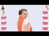 Как красиво завязывать платок,шарфик, шаль, парео