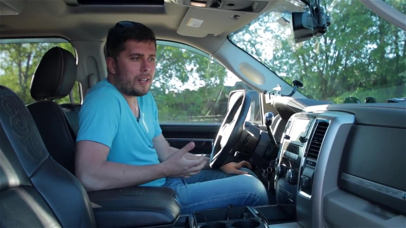 Dodge Ram 500 л.с.Тест-Драйв.Anton Avtoman.