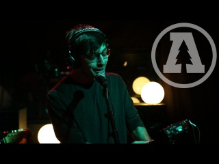 Foxing - Glass Coughs - Audiotree Live (3 of 6)