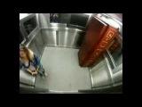 Broma Zombie en el elevador