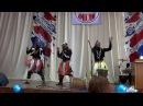 15. Африканский танец День ФИСМО, КубГУ, 2014