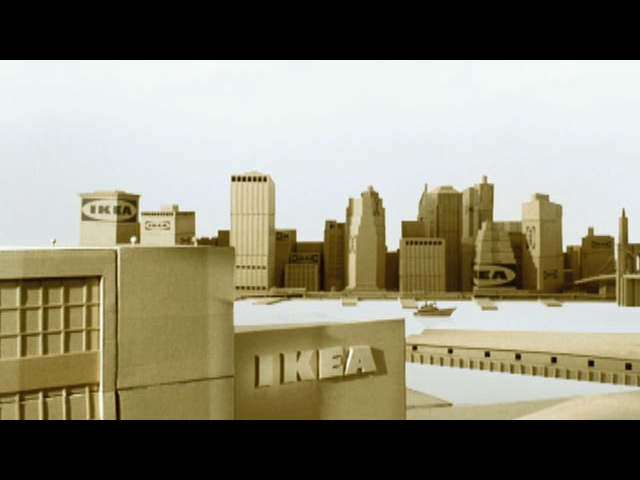 IKEA - Center of the Universe