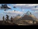 Кто построил пирамиды НЛО, ПРИШЕЛЬЦЫ, БОГИ, ЛЮДИ....