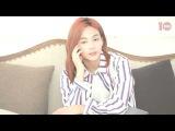 텐아시아 매거진 2월호 촬영현장 - 세븐틴 정한
