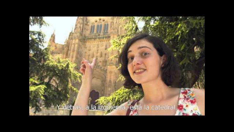 Diverso 1 U3 / Diverso Básico U3 / Voces 1 U3 – Salamanca - Subtitulado