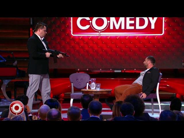 Гарих Харламов и Демис Карибидис В кабинете из сериала Камеди Клаб смотреть бе