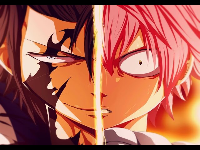 Fairy Tail【 A M V 】Etherious Natsu Dragneel vs Mard Geer Tartaros