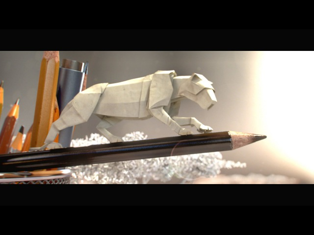 Step into a Miniature World of Animated Paper Wildlife | Short Film Showcase